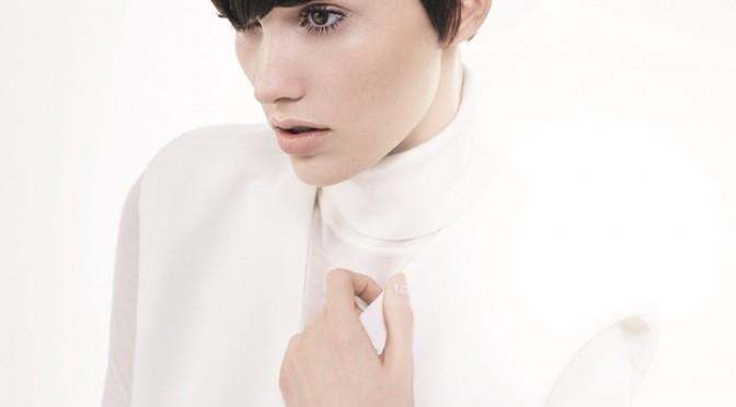 Eye skimming fringe trend, sutton coldfield hair salon