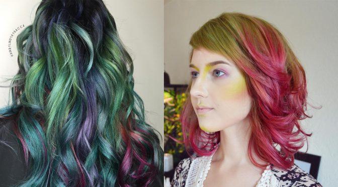 Succulent Hair Trend