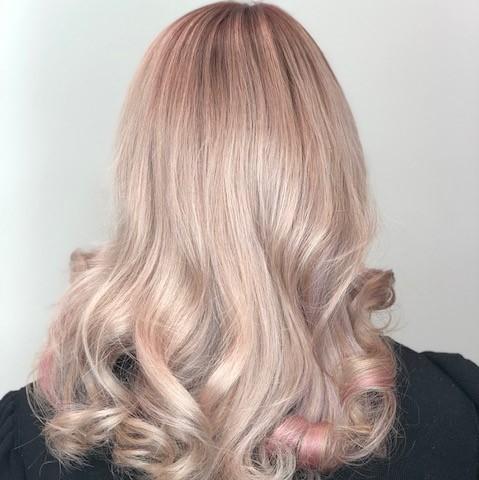 Hair Colour Sixth Sense Salon Sutton Coldfield