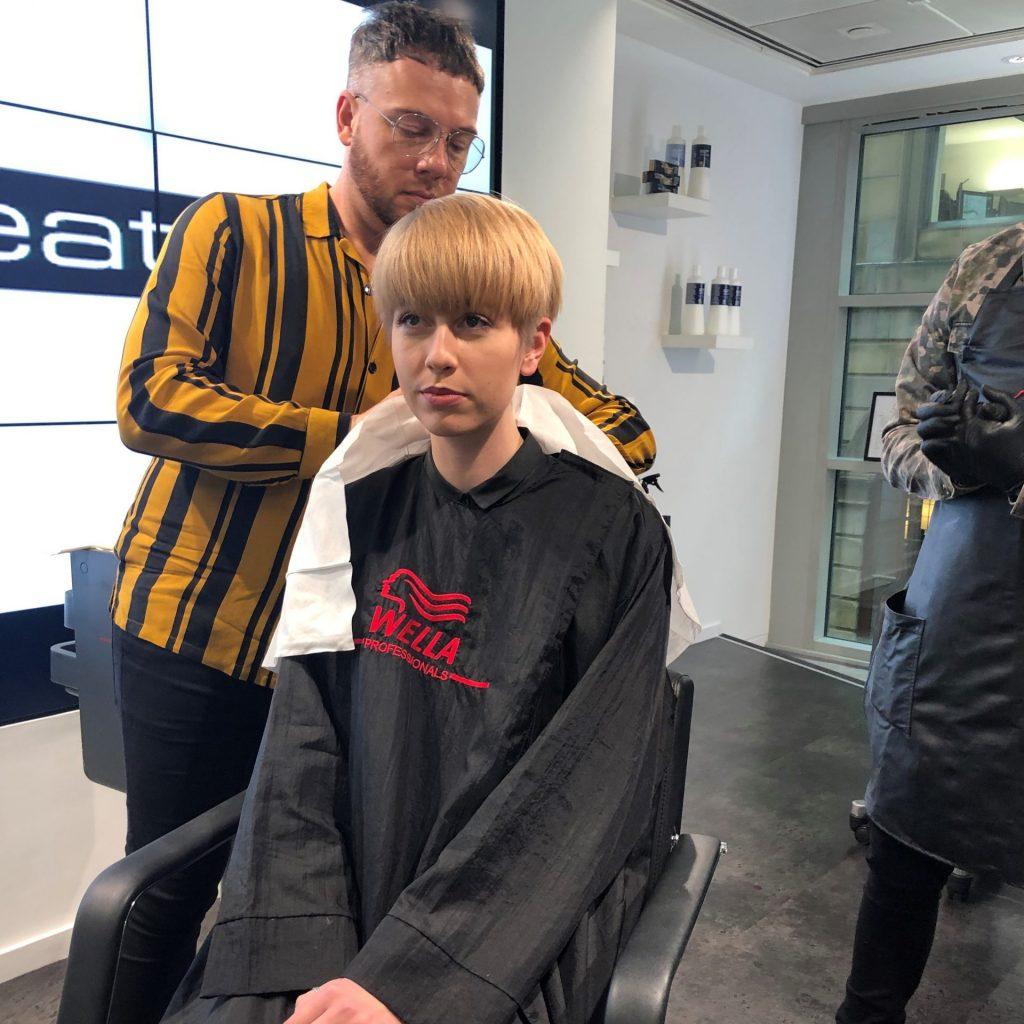 Robert Eaton Hairdresser