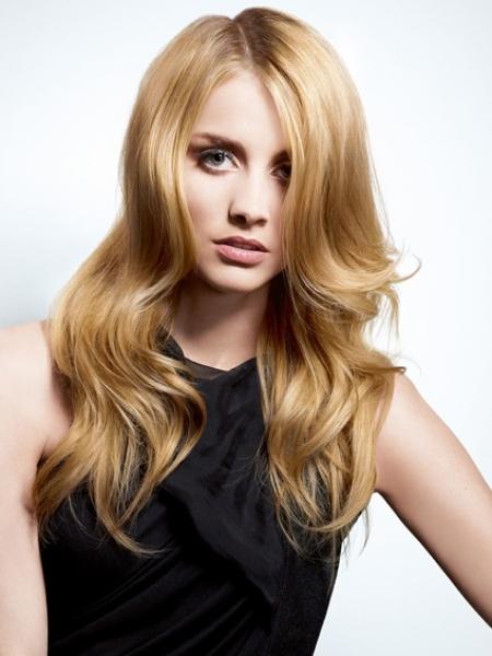 caramel-blonde