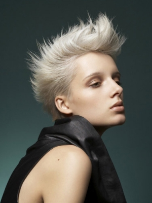 ladies-short-blonde-spikey-funky-hair-style-cut-new-year1