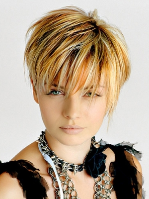 ladies-short-hairstyle-highlights-new-20141