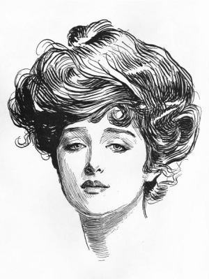 1910-gibson-girl1