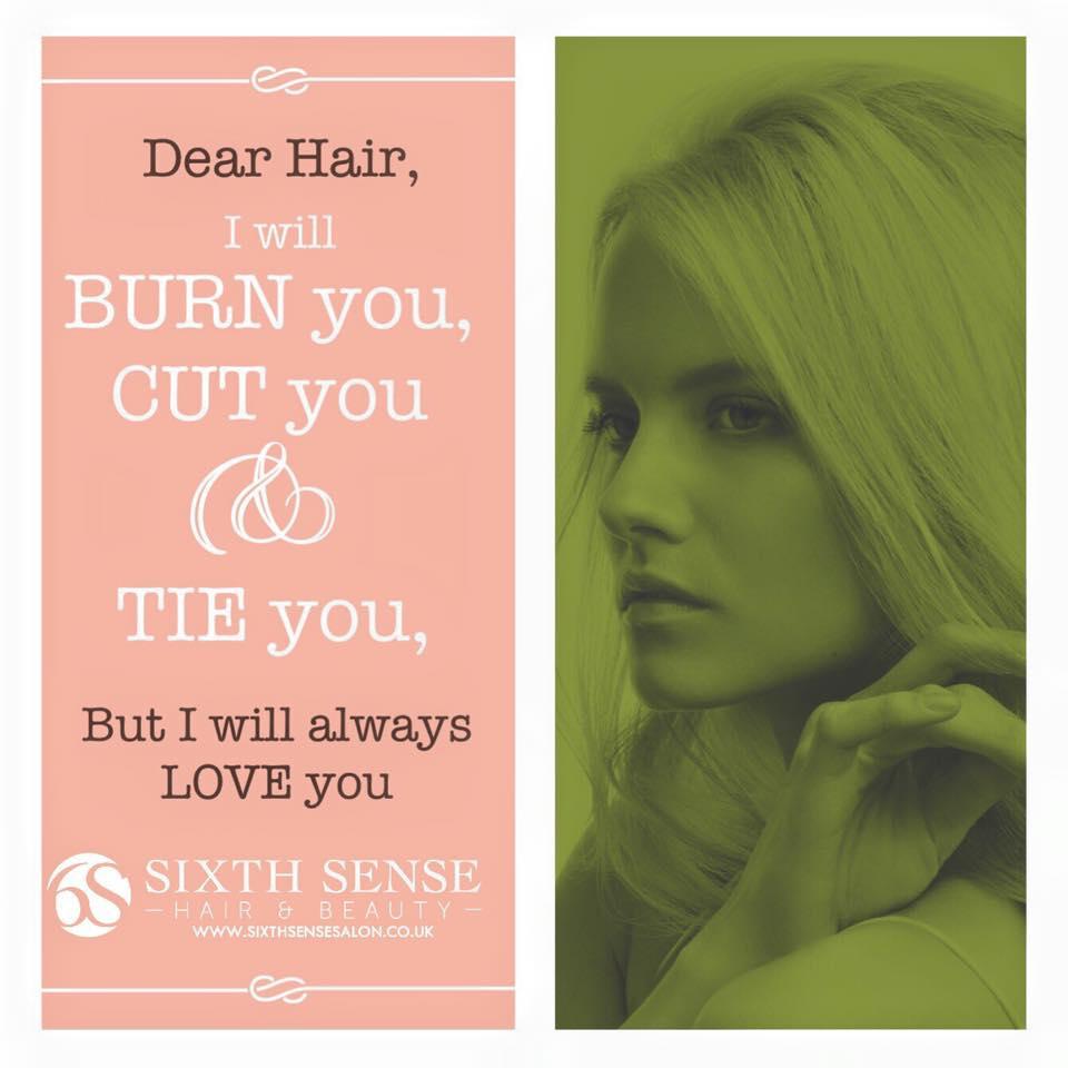 Fun Fabulous Hair Quotes