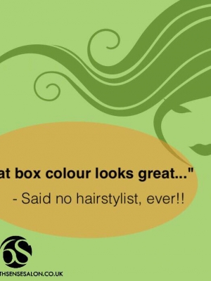 box-hair-colour