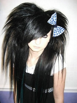 gothic-hairstyle