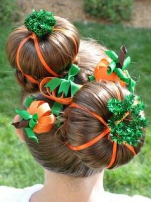 pumpkin-patch-hair-buns