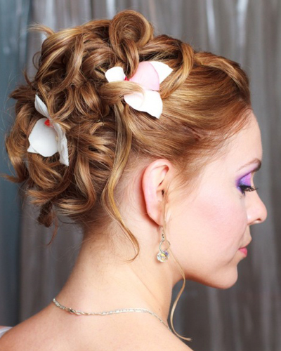 Prom Party Hair Sutton Coldfield Salon