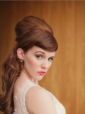 2014-hair-trends-fashions-retro-classic-wedding-bridal-hair-ladies1