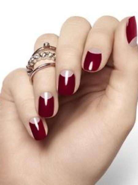 half-moon-nails