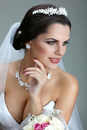 Wedding Hairstyle Ideas @ Sixth Sense, Sutton Coldfield