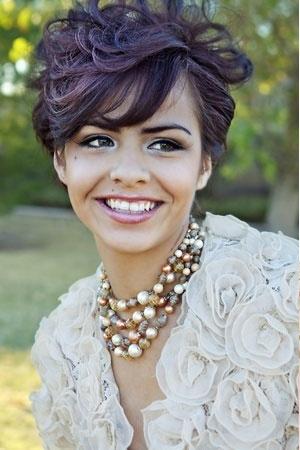 Wedding Hairstyle Ideas @ Sixth Sense, Sutton Coldfield